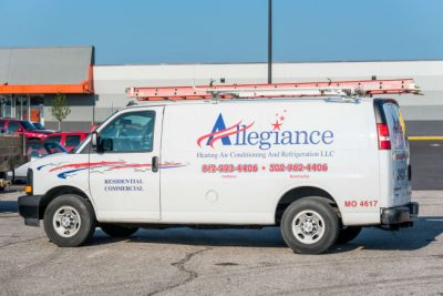 Allegiance HVAC is the commercial HVAC company to call.