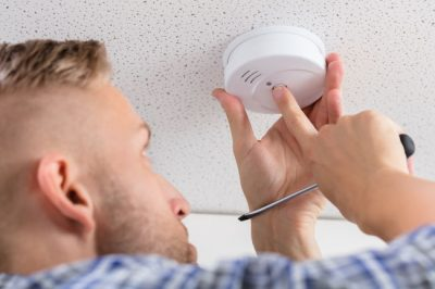 Installing a detector in your New Albany home can help determine if you're at risk for carbon monoxide poisoning.
